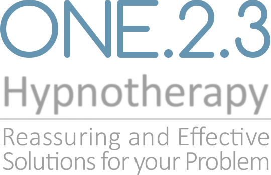 One.2.3 Hypnotherapy in Reading Berkshire - Professional Theraputic Hypnosis